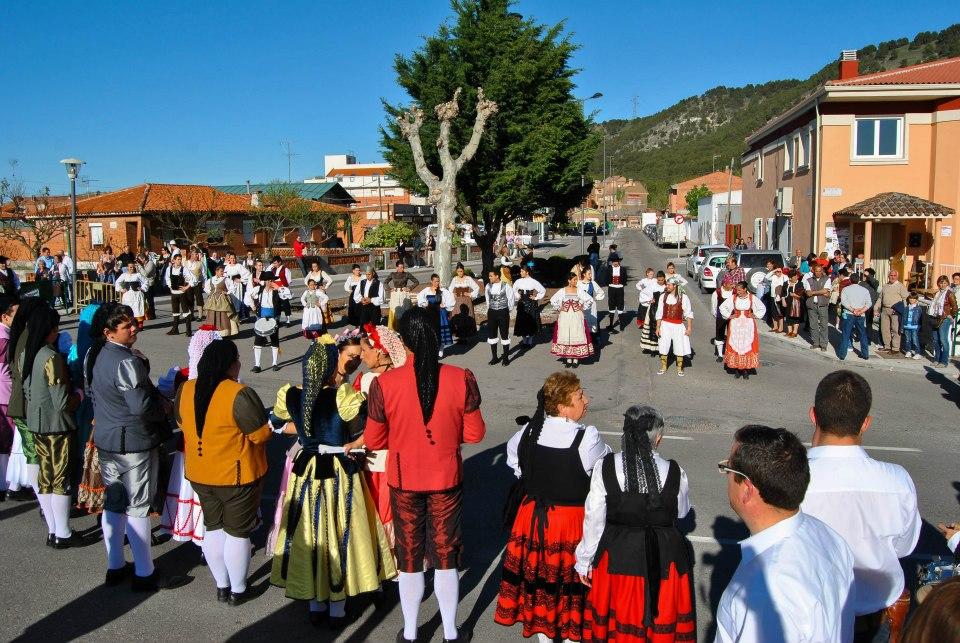 Festival de Folclore 2013 Cabezón de Pisuerga
